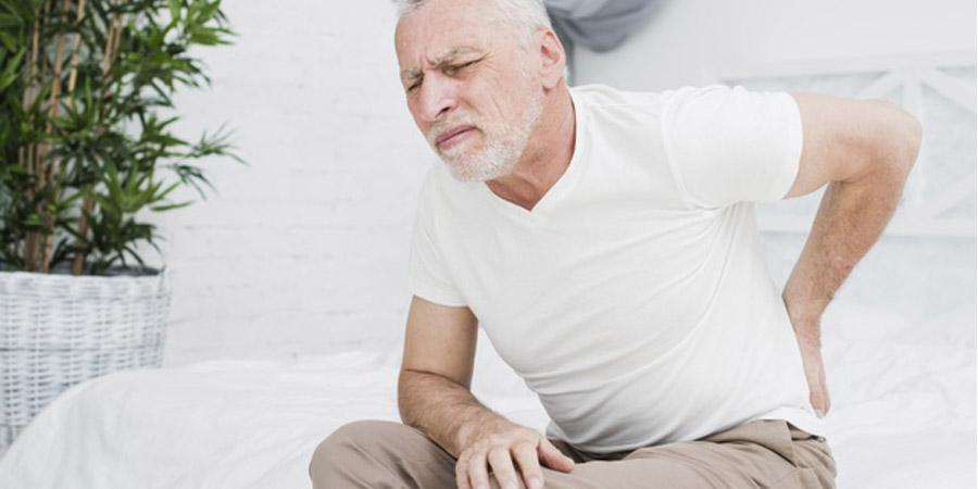 dolor lumbar y síntomas